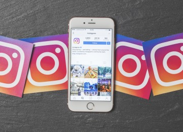Zoomer la photo profil Instagram
