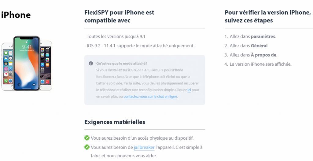 Avis sur FlexiSPY | Flexispy est l'un des logiciels les plus avancés
