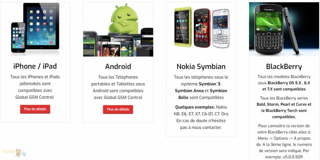 Le meilleur moyen de surveiller votre téléphone portable ou votre tablette