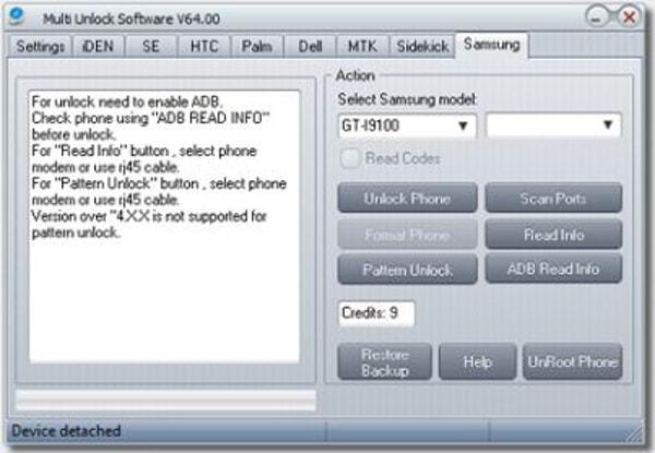 logiciel pour debloquer telephone tout operateur